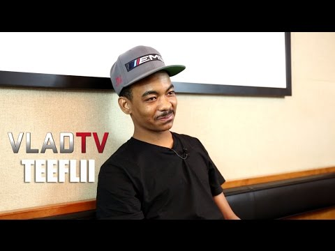 TeeFLii On Past As Dancer: I'd Beat Chris Brown In A Krump-Off