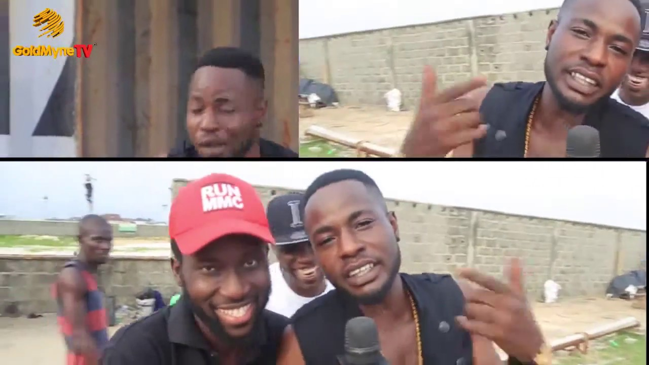 """Download BEHIND THE SCENES, RAYCE - """"21 LOVE"""" (Nigerian Entertainment)"""