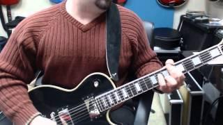 Let Me Feel You Shine Rhythm Guitar