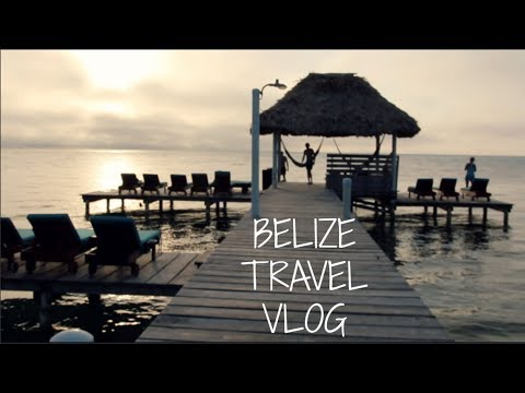 BELIZE TRAVEL VLOG | Sarah Burgett