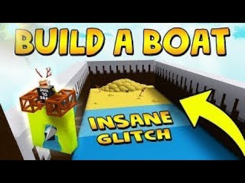 ТОП 5 БАГОВ В BUILD A BOAT FOR TREASURE -|ROBLOX|-