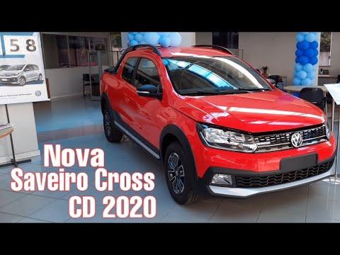 VW Saveiro Cross CD 1.6 MSI 2020