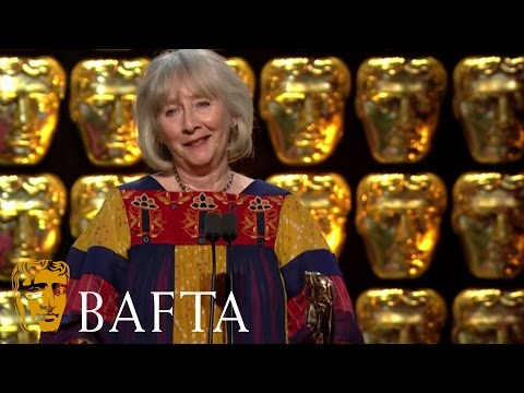 Gemma Jones  Supporting Actress Winner  BAFTA Television Awards 2015
