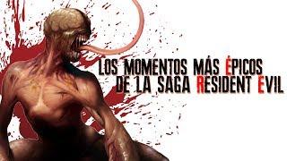 5 Momentos Memorables de la saga Resident Evil