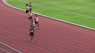 2017 National Track and Field 300m D Boys Finals.