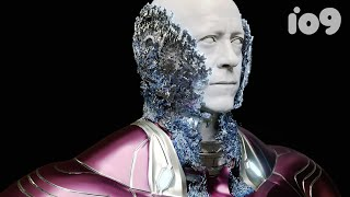 Watch These Amazing VFX Shots From Avengers Infinity War  io9