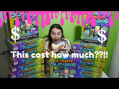 Amazing Slime Deal !!! Slime Making Fun with Kid Brain !!! Best Deal *** Ultimate Slimy Gloop Kit