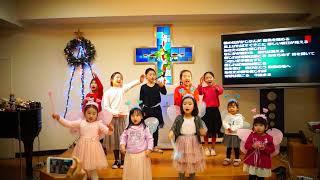 クリスマス 子供たちの賛美