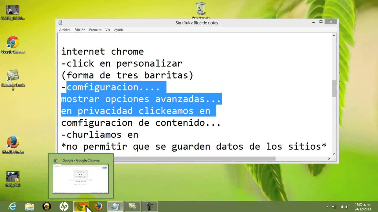 Borrar porno de search the web
