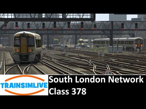 Train Simulator 2015 - South London Network, Class 378