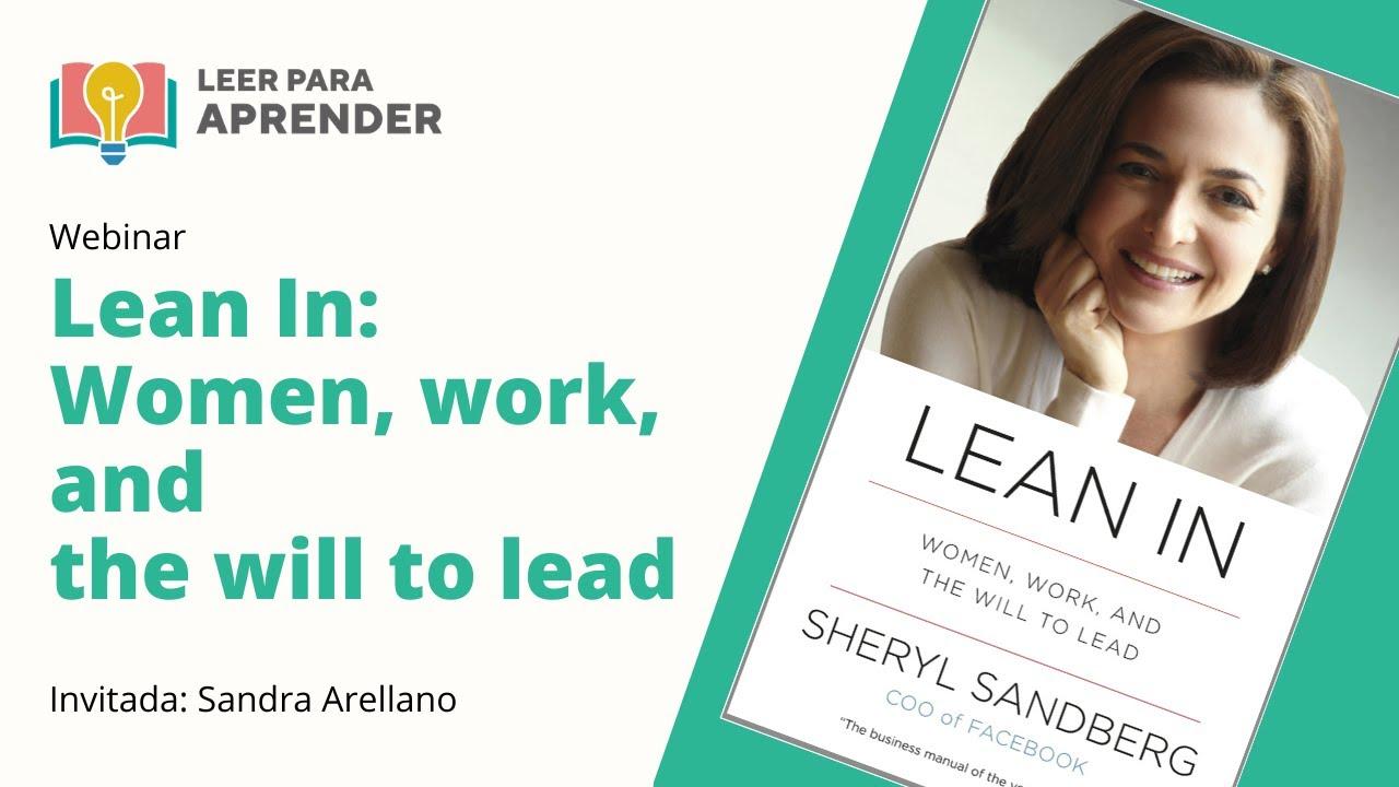 Leer para Aprender: Lean In