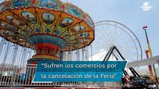 La cancelación de la Feria de Puebla afecta principalmente a los comercios de la zona, que cada año la esperaban para incrementar sus ventas entre un 30 y 100 por ciento.  www.eluniversalpuebla.com.mx