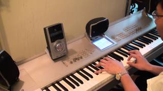 Avicii vs Nicky Romero - I Could Be The One Piano by Ray Mak