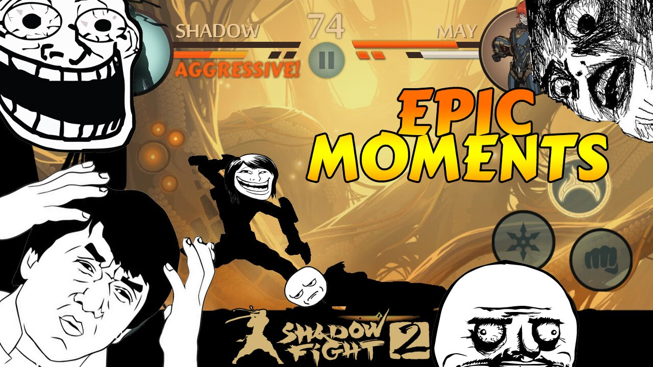 Shadow Battle 2: Epic Moments Montage