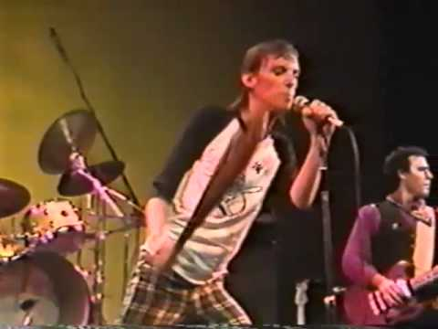 The Dickies ~ Raw Footage (5 songs)