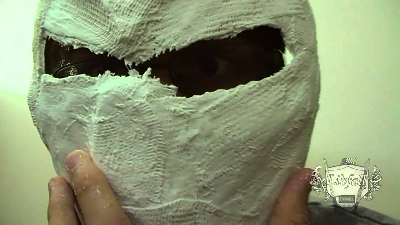 How to make your own mask youtube for Make your own halloween mask online