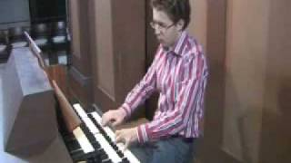 Felix Mendelssohn Bartholdy: Sonate Nr. 3 A-Dur op. 65, Nr. 3. 1 Con moto maestoso