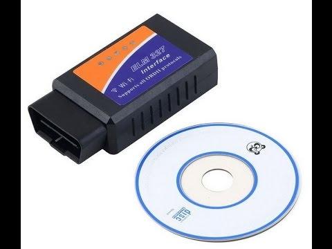 Elm327 Bluetooth и программа Torque