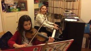 Violin Lesson - Stage Talent