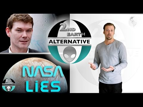 Is NASA lying? Ask hacker Gary Mckinnon. Signs of LIFE on the moons Enceladus and Europa!