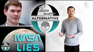 Is NASA lying? Ask hacker Gary Mckinnon. Signs of LIFE on the moons Enceladus and Europa!