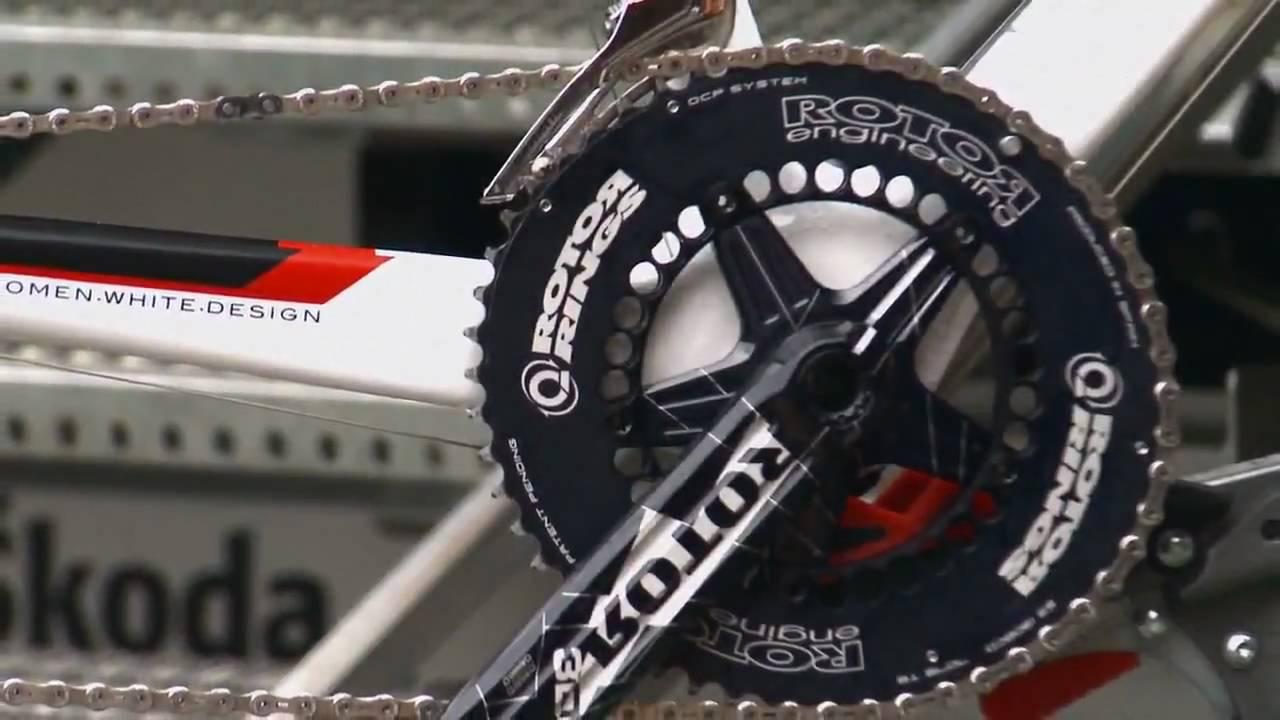 Rotor Q Rings Increase Power Chain Rings At Twohubs Com