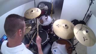 Calvin Harris - Blame Feat. John Newman (Drum Cover/Remix)