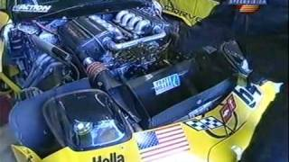 corvette racing c5 r engine development