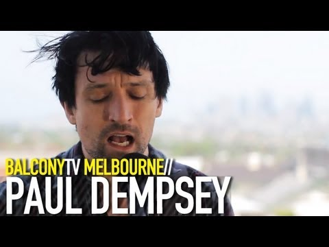 PAUL DEMPSEY - MIRACLE CURE (BalconyTV) Mp3