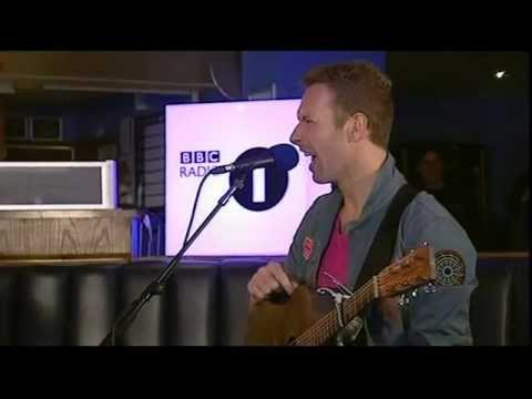 Coldplay Radio 1 Live Lounge Student Tour 2011