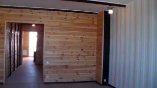 Имитация бруса и деревянные балки в интерьере квартиры(, 2016-03-04T20:54:54.000Z)