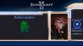 StarCraft II: Adorador / Supplicant - Frases Español Latino