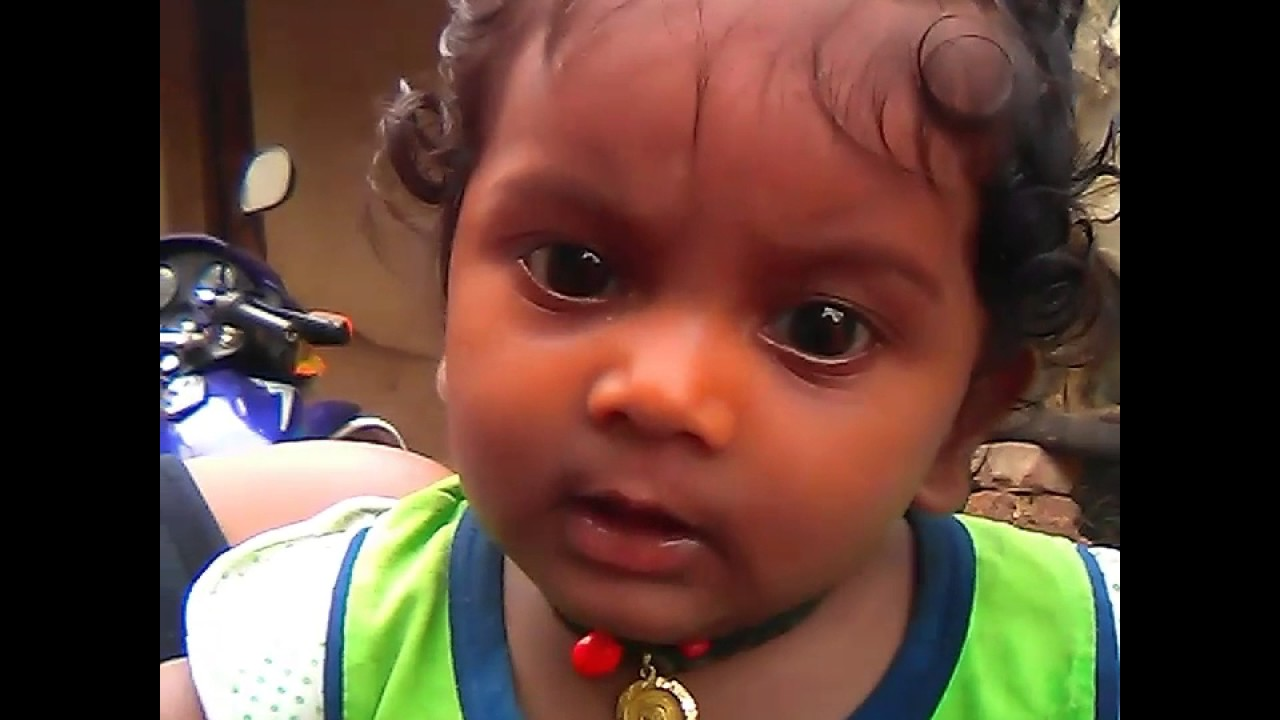 funny indian cute baby face reaction - youtube