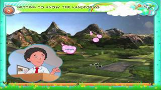 Repeat youtube video Learn Grade 3 - Geography - Learning Landforms