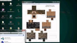 Poradnik- Jak zrobić swojego skina z PaperCraft
