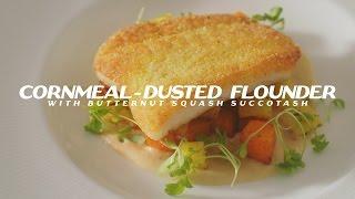 Pure Pairings  Flounder and Fall Succotash  Sponsored