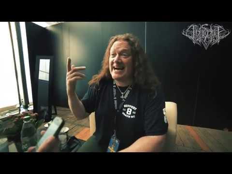Interview w/ Johnny Hedlund of Unleashed @ Wacken 2019