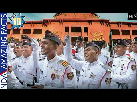 National Defence Academy - Top 10 Amazing Facts About NDA Pune (Hindi)