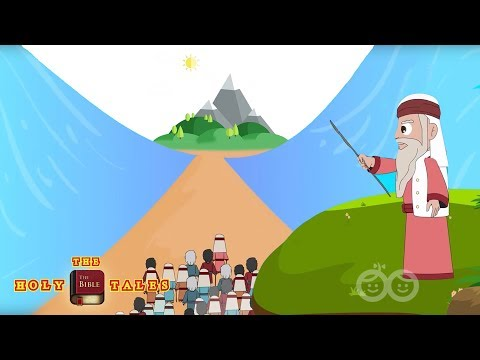 Escape From Egypt I Stories Of Moses I Animated Children's Bible Stories| Holy Tales Bible Stories