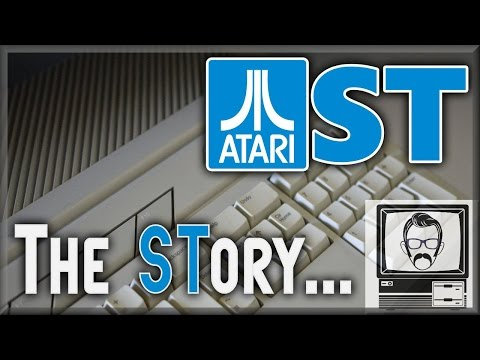 The Atari ST Story | Nostalgia Nerd Mp3