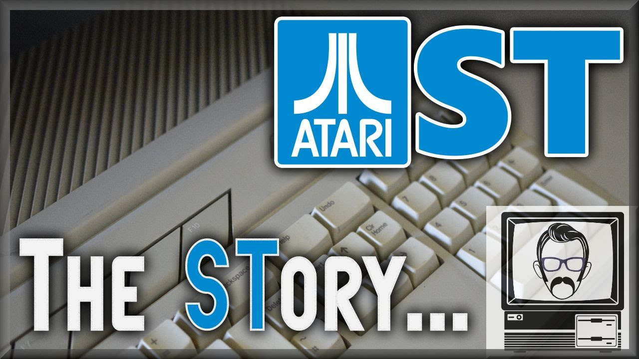 The Atari ST - Nostalgia Nerd