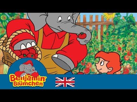 Benjamin the Elephant - The Gardener - Full episode in English