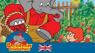 Benjamin the Elephant - The Gardener - Full episode in English