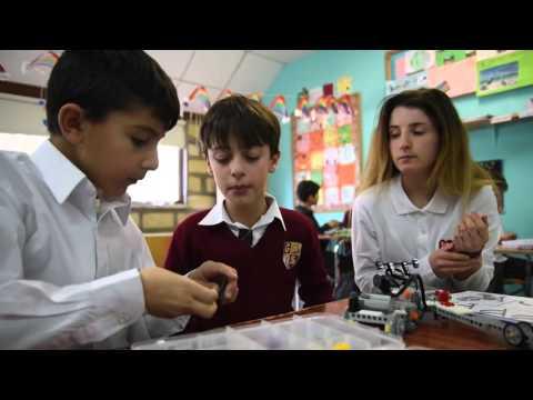 Robotics at The Grammar School Nicosia