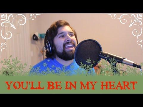 You'll Be In My Heart - Caleb Hyles (from Tarzan)