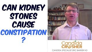 Can Kidney Stones Cause Constipation?
