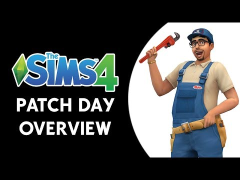 The Sims 4: Patch Day Overview (BUG FIXES AND MORE!)