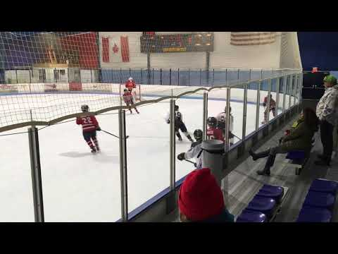 Cha White 14u Vs Timberwolves Hockey Club 3rd Period Youtube