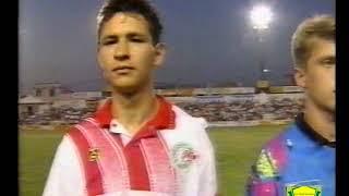 26 07 1994 Чемпионат Европы U 18 Испания Беларусь СУПЕР РЕТРО EURO 1994 U 18 Spain vs Belarus