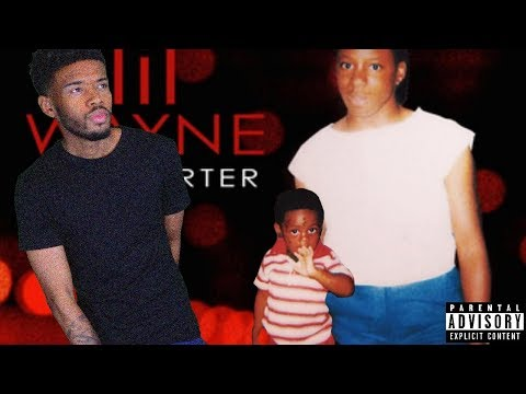 Lil Wayne - THA CARTER 5 First REACTION/REVIEW